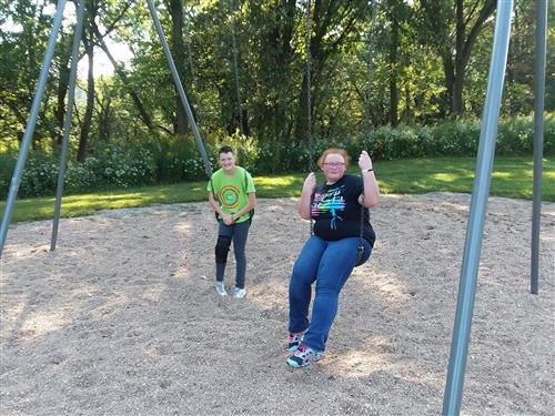Swinging at Hitchcock