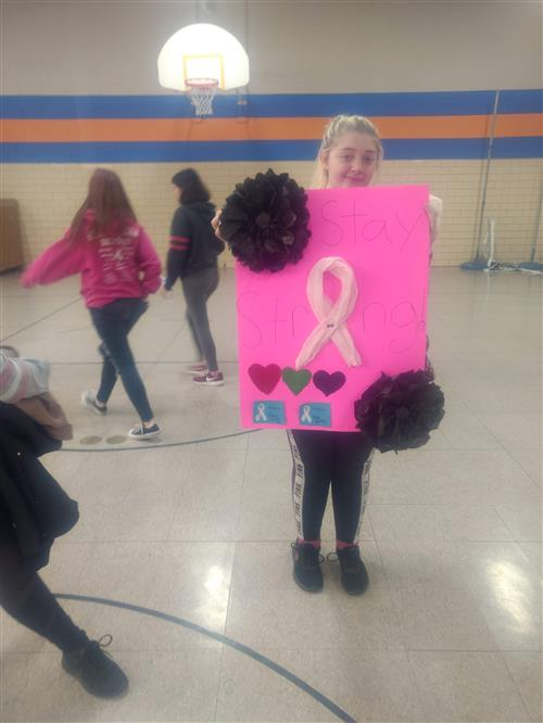 Pink Out Week-October