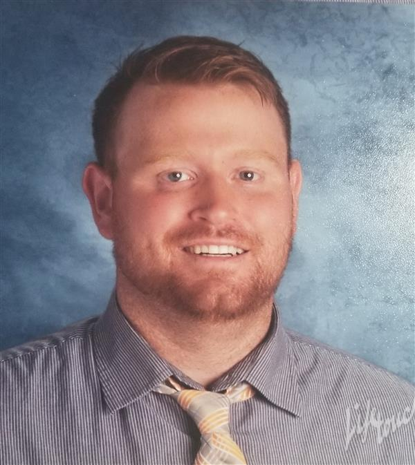 Photo of Mr. Cole Albright