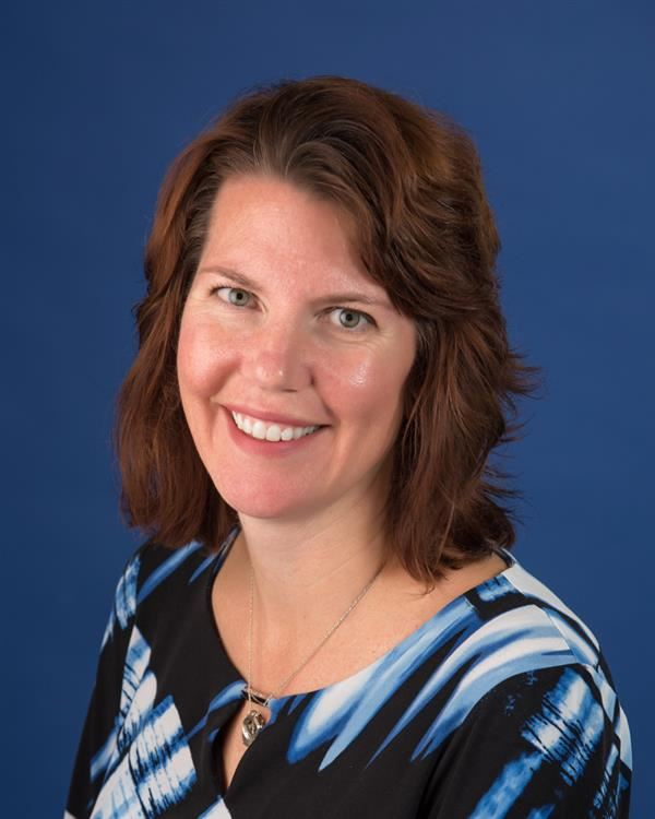 Amy Peterson, Administrative Assistant to the Chief Technology Officer