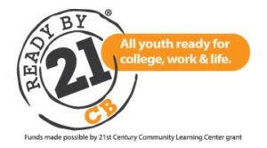 Ready by 21 logo
