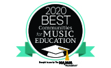 Council Bluffs Community School District's Music Education Program Receives National Recognition