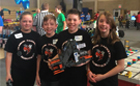 Thomas Jefferson robotics qualifies two for World Championship