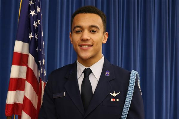 Abraham Lincoln Senior Selects The United States Air Force Academy
