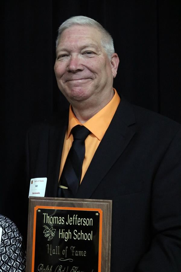 2018 Hall of Fame Inductee Ralph Kermoade