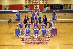 Abraham Lincoln High School Volleyball