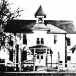 Original Crescent School Building